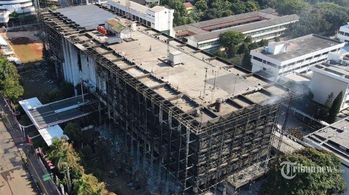 Gedung Kejaksaan Agung Terbakar dengan Cepat, Pengamat Duga ada Unsur 'Sabotase'