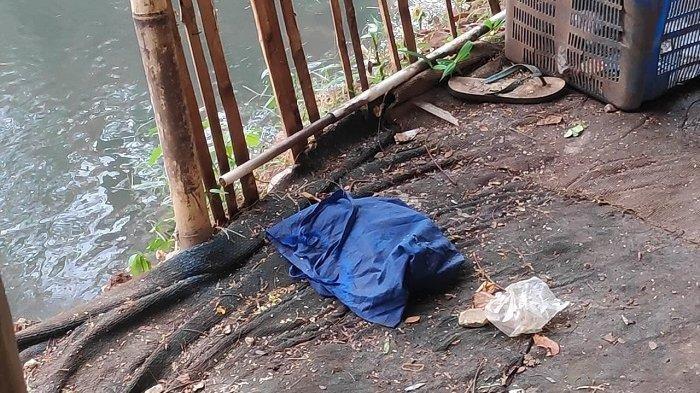 Mayat Bayi Terbungkus Kantong Belanjaan Ditemukan di Kali Baru Ciracas Jakarta Timur