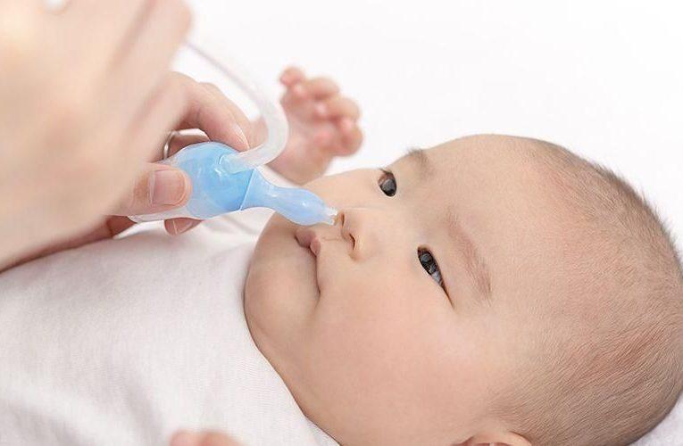 Berikut Tips Mengatasi Kondisi Hidung Mampet Pada Bayi