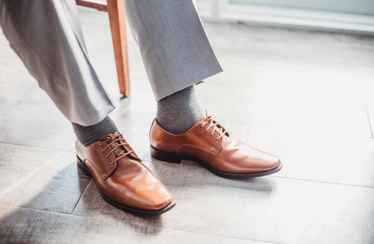 5 Tips Mudah Merawat Sepatu Kulit Pria agar Tetap Bagus dan Tahan Lama