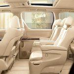 Keunggulan Interior Mobil Alphard